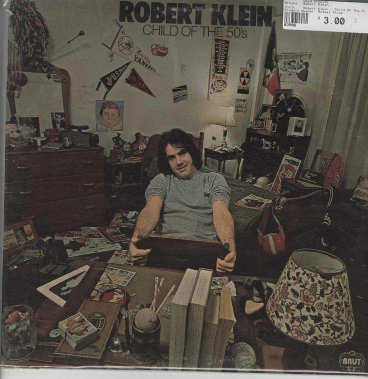 Robert Klein - Child Of The Fifties
