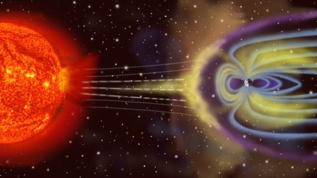 La verdad oculta: Una potente tormenta magnética está azotando la Ti...
