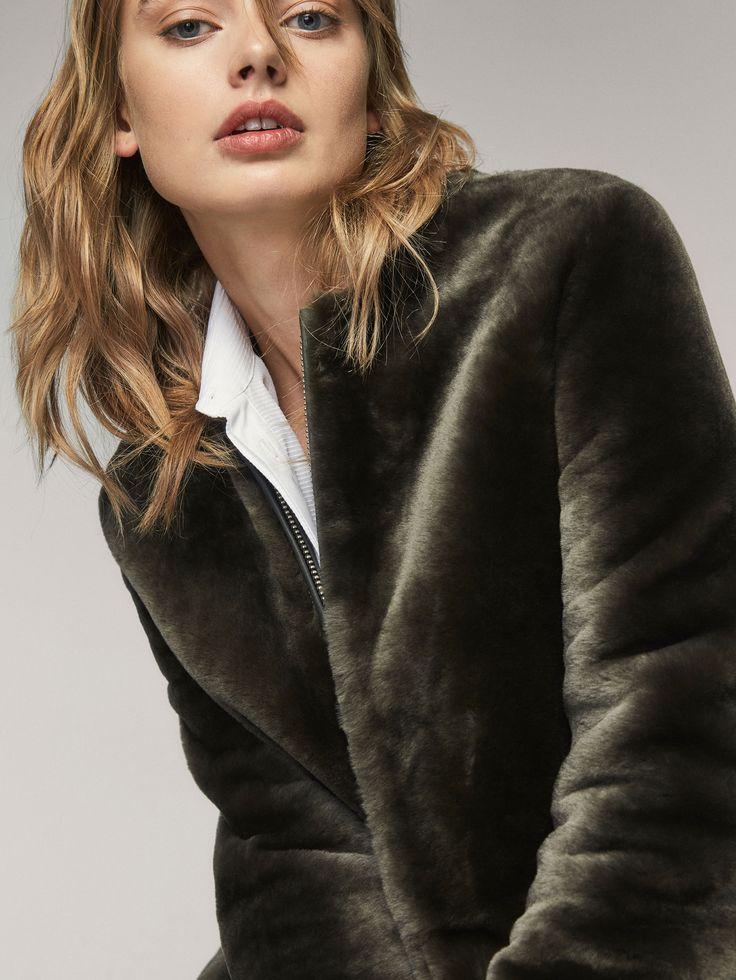 Coats - WOMEN - Massimo Dutti