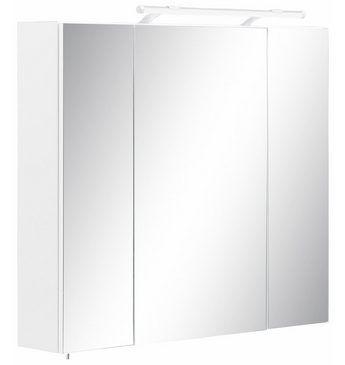 Die besten 25+ Bad spiegelschrank mit beleuchtung Ideen auf Pinterest - spiegelschrank badezimmer 120 cm