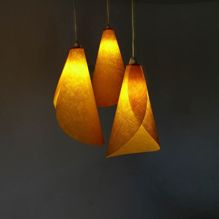Kowhai Lamp