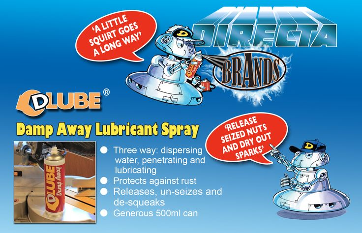 No more squeaky doors when you use our Dlube Lubricant Spray https://www.directa.co.uk/dlube-lubricant-spray?search=dlube #lubricants