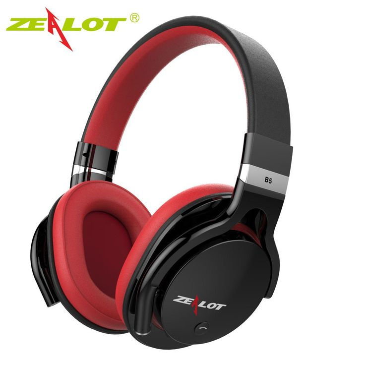 Sale US $27.78  ZEALOT B5 Bluetooth4.0 Stereo Earphone Headphones with Mic Wireless Headset Over Ear Headphone with Micro-SD Slot for phones  Available latest products: Tablet PC