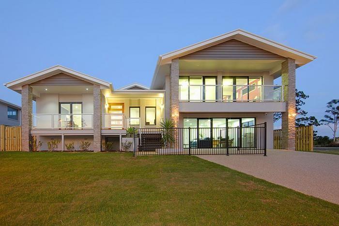 split level house plane | Total Area: 360.9 sq/m Living Area: 258.2 sq/m Outdoor Area: 43.4 sq/m ...