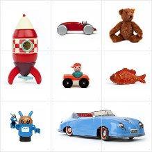 wanddecoratie muurdecoratie fotocollage kinderkamer speelgoed