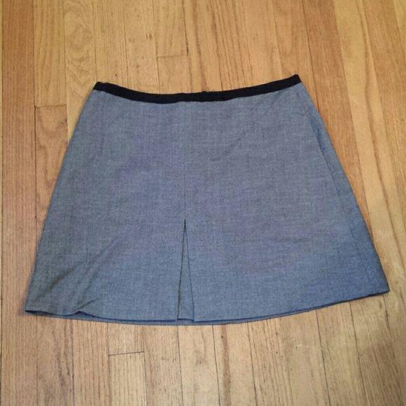 Bundled-Gray business casual skirt - $2 bundled  Never worn H&M Skirts