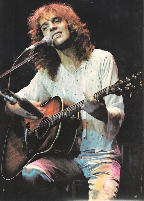 "Peter Frampton <333333 ""I wonder how your feeling, there's ringing in my ears, and no one to relate to cept' the sea..."""