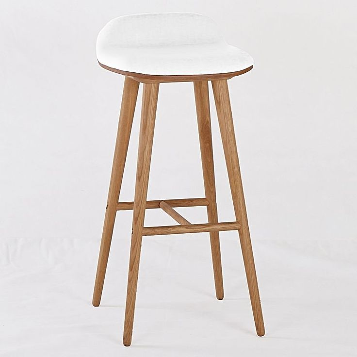 17 Best Ideas About White Leather Bar Stools On Pinterest