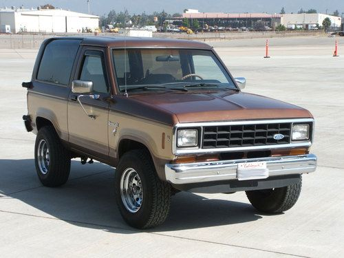1985 Ford Bronco - LMC Trucklife www.lmctruck.com | Built ...