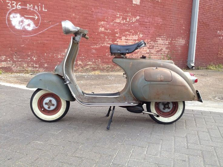 138 best images about scooters on pinterest motor for Puntura vespa cane