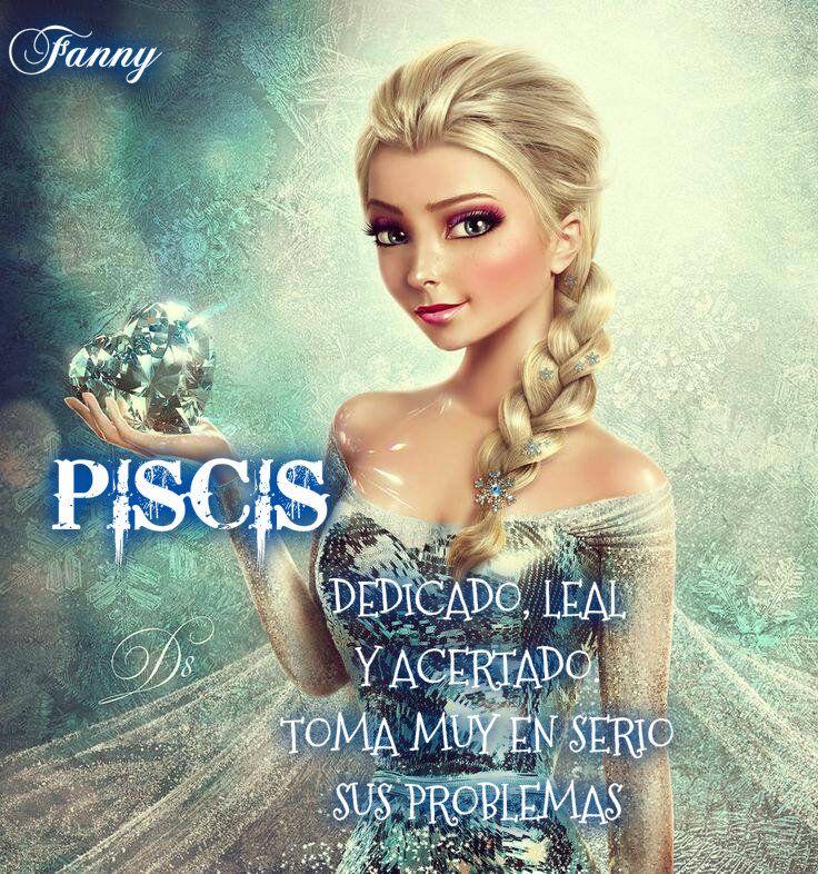 Características de Piscis
