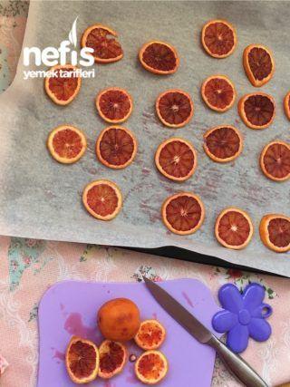 Bitter Kurutulmuş Kan Portakalı