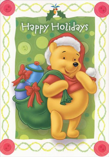 1000+ images about Winne the Pooh ♥ Christmas on Pinterest ...