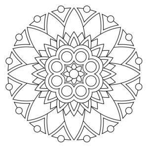 ¿Qué son y como hacer los Mandalas? - La Guía de Mandalas