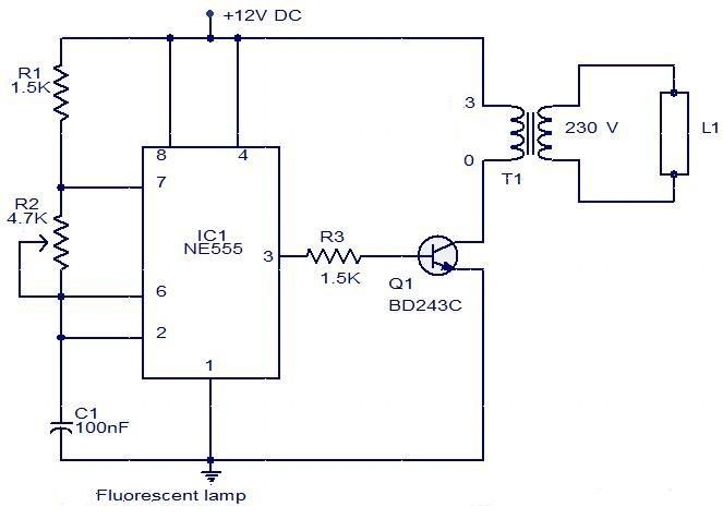 Fluoresent Lamps How Does Fluoresent Lamp Works And Application Electrical Projects Electronics Electronic Engineering