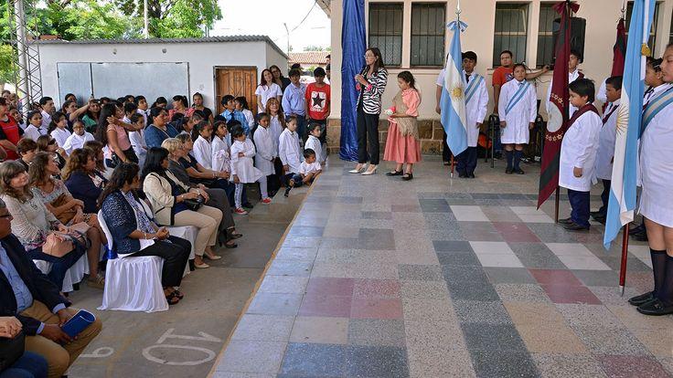 Escuelas Innovadoras se destaca entre los proyectos para 2018: La ministra de Educación, Ciencia y Tecnología marcó este concepto en la…