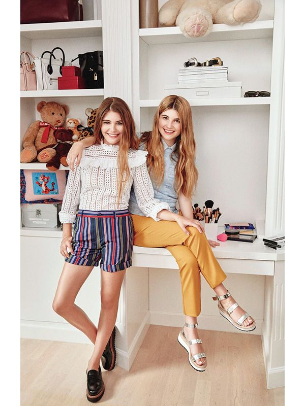 Meet Fuller House Star Lori Loughlin's Gorgeous Teen Daughters, Bella and Olivia! http://stylenews.peoplestylewatch.com/2016/03/14/fuller-house-star-lori-loughlin-daughters-teen-vogue/
