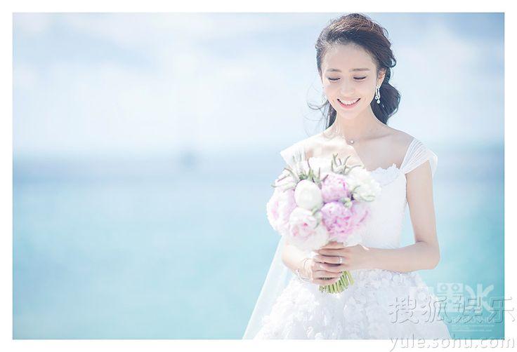 "Chinese Actress ""Tong Liya Wedding Day"" | WEDDING LOVE X ..."