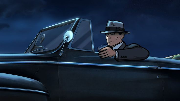 Adam Reed Takes Us Back to 1947 LA in Archer: Dreamland