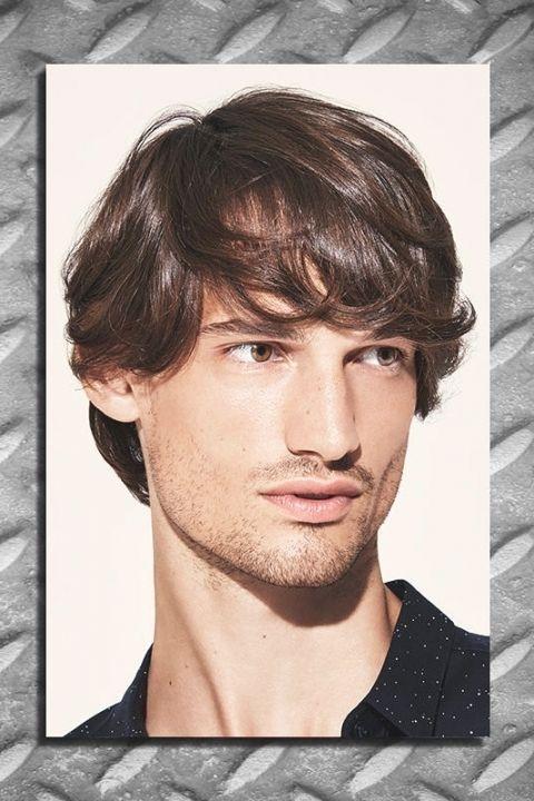 Tutorial Frisuren Men Curls - Frisuren für Männer Trends, Frisuren 2017 Published Curls on Barbara Gottschalk may boys artist. Ich ... #StepByStepHai ...