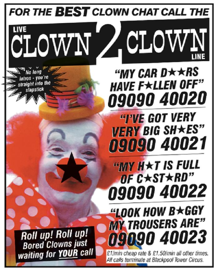 It Is Not Easy Being A Lonely Clown!  http://techmash.co.uk/2014/07/02/it-is-not-easy-being-a-lonely-clown/  #clown #chat #lonely #chatline