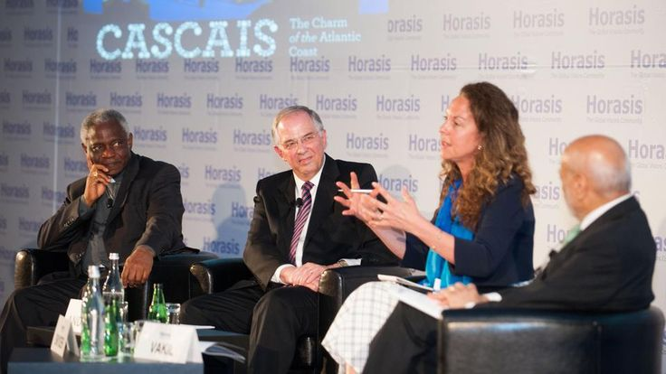 Mormon Apostle Joins World Leaders at Global Event by LDS Newsroom | Meridian Magazine - LDSmag.com | Faith freely chosen is the hallmark of a strong and stable society, Mormon apostle Elder Neil L. Andersen said during a panel discussion at a major global gathering of business, government and thought leaders.