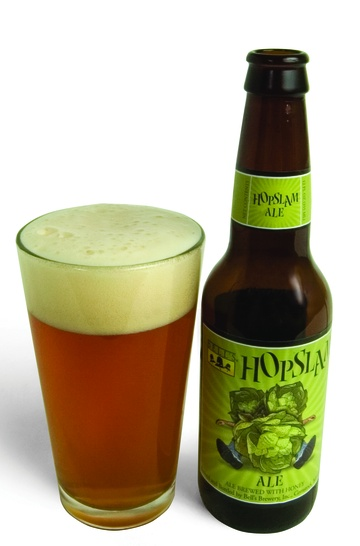 Hopslam Ale by Bell's Brewery Can't say enough about this beer.