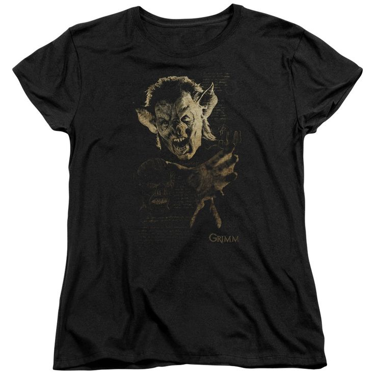 """Checkout our #LicensedGear products FREE SHIPPING + 10% OFF Coupon Code """"Official"""" Grimm / Murcielago - Short Sleeve Women's Tee - Grimm / Murcielago - Short Sleeve Women's Tee - Price: $29.99. Buy now at https://officiallylicensedgear.com/grimm-murcielago-short-sleeve-women-s-tee"""