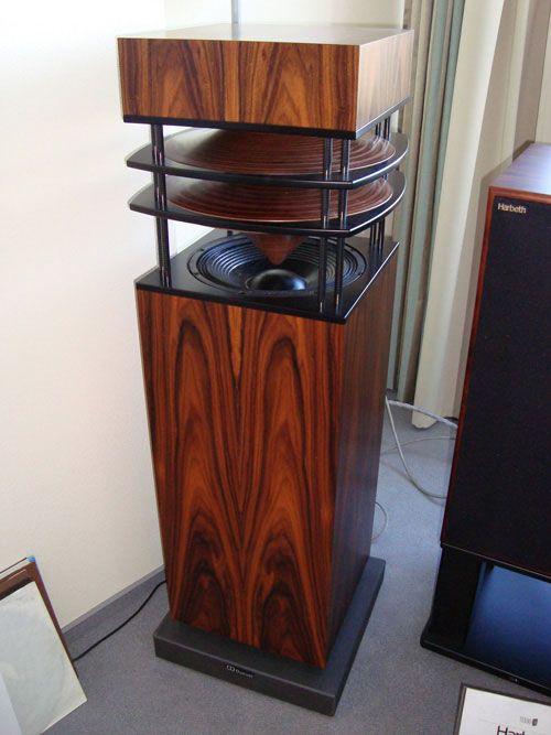 Omnidirectional speaker from Duevel