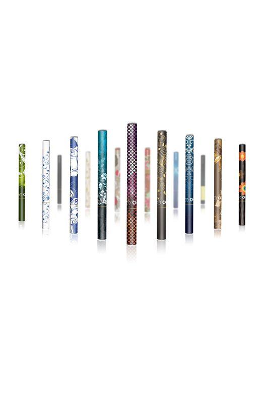cigarette électronique jetable de la gamme i118 de e-leaf