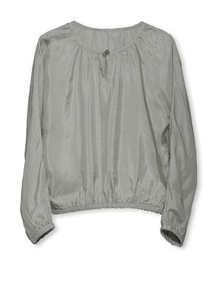 70% OFF Pale Cloud Girl's Faith Blouse (Dusty Mint)