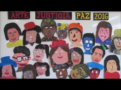 Máscaras: Fiesta de la Paz