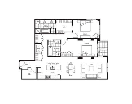 The 25 Best Condo Floor Plans Ideas On Pinterest 2