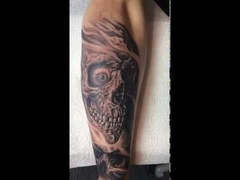 gege boristattoo - YouTube