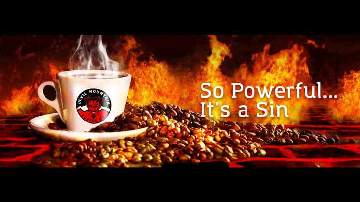 Devil Mountain powerful gourmet coffee is crafted with the highest quality Fair Trade Organic beans roasted to perfection.