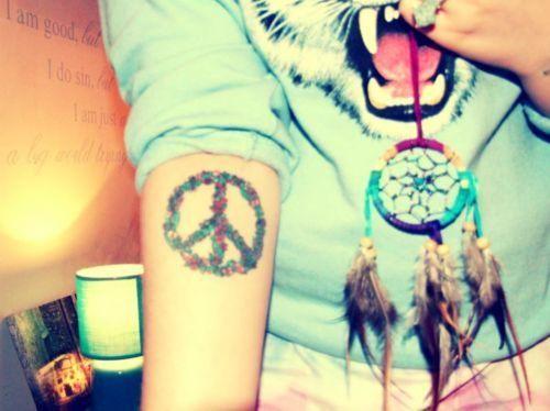 tatuajes de peace - Buscar con Google