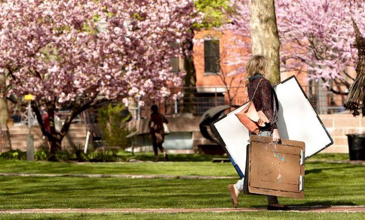 11 Spots To Visit On Pratt Institute's Campus