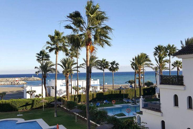Échale un vistazo a este increíble alojamiento de Airbnb: Playa y Sol en el Puerto de la Duquesa, Málaga. - Aptos. en complejo residencial en alquiler en Manilva