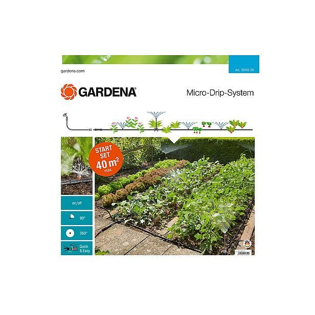 Gardena Micro-Drip-System startset voor bloembedden? Bestel nu bij wehkamp.nl