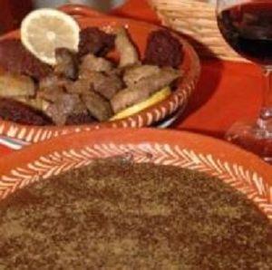 Receita de Papas de Sarrabulho (Minho) | Cozinha Tradicional