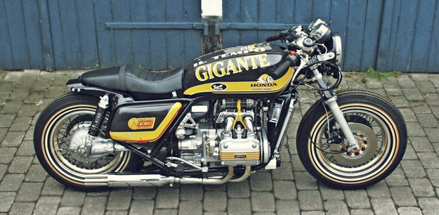 One of the better naked Goldwings out there. | Moto