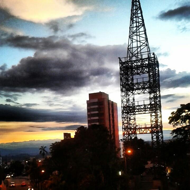 Atardecer Manizales Colombia #Amazing
