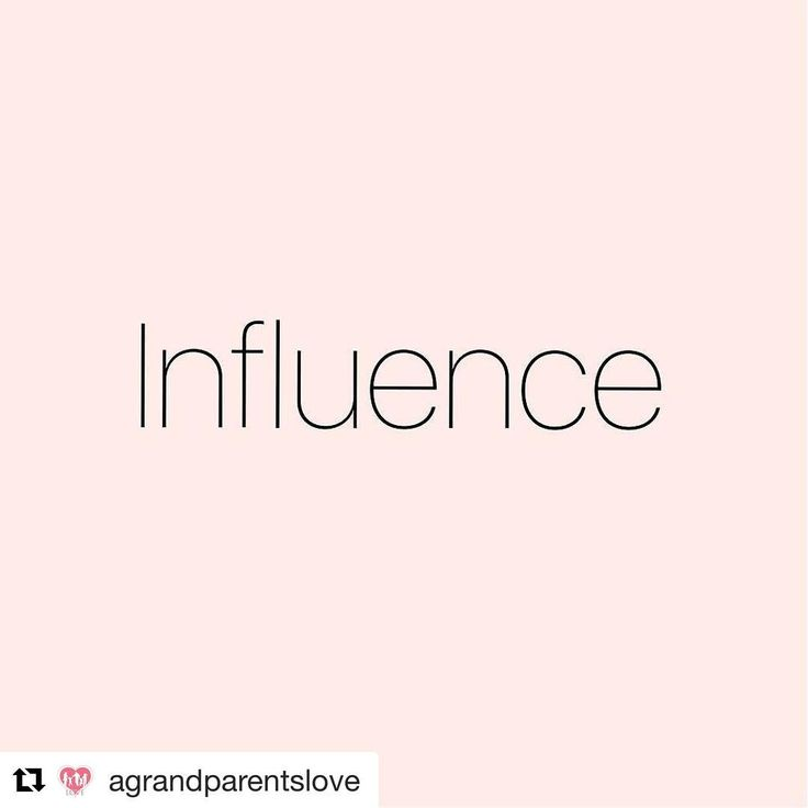 """#Repost @agrandparentslove (@get_repost) ・・・ in·flu·ence 1. the capacity to have an effect on the character, development, or behavior of someone or something, or the effect itself. """"the influence of television violence"""" synonyms:effect, impact; control, sway, hold, power, authority, mastery, domination, supremacy; guidance, direction; pressure """"the influence of parents on their children"""" verb 1. have an influence on. """"social forces influencing criminal behavior"""" synonyms:affect, have an…"""