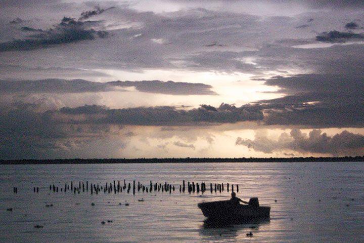 Relámpago del Catatumbo entra al Récord Guinnes: FOTOS