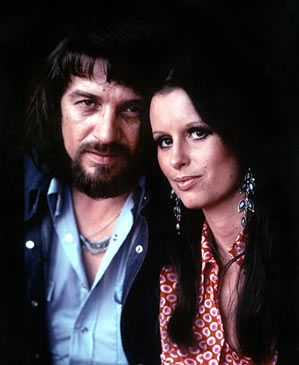 Today 5-19 in 1979: Jessi Colter and husband Waylon Jennings, outlaw country's first duo, become the proud parents of their only child together, son Shooter Jennings.