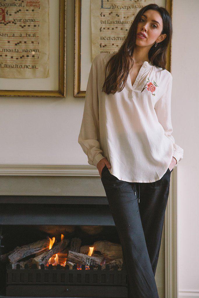 EVERYDAY ROSE SHIRT – Mandalay Designs