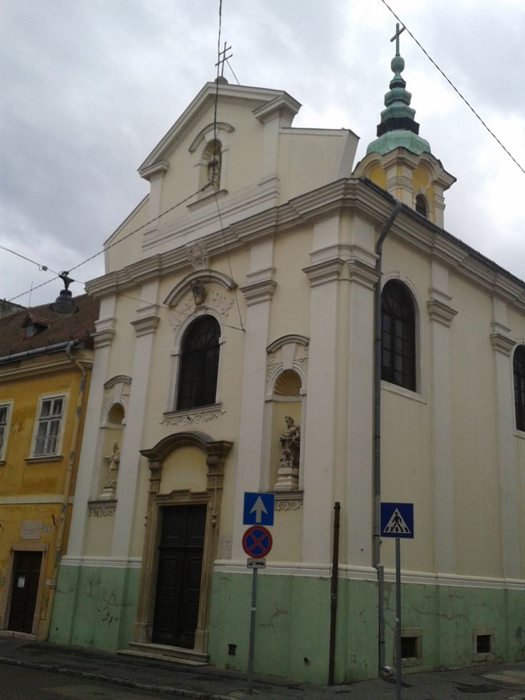 Győr Magyar Ispita Templom