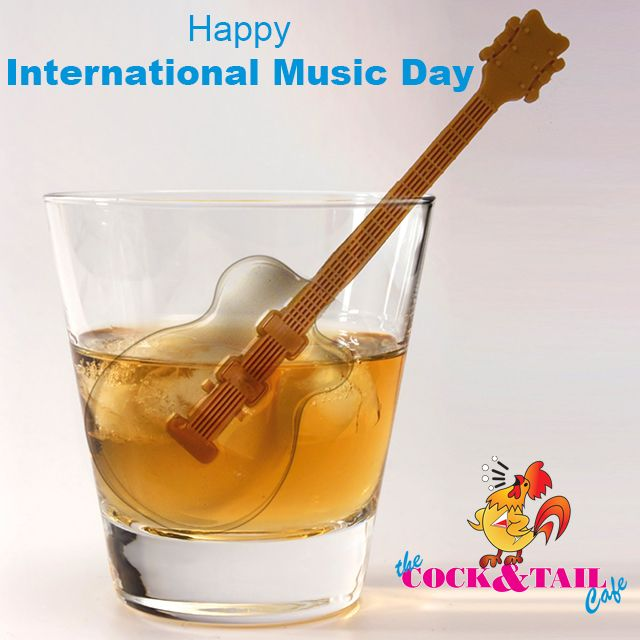 Happy International Music Day 2015 #MusicDay http://bit.ly/1Fr5Oug