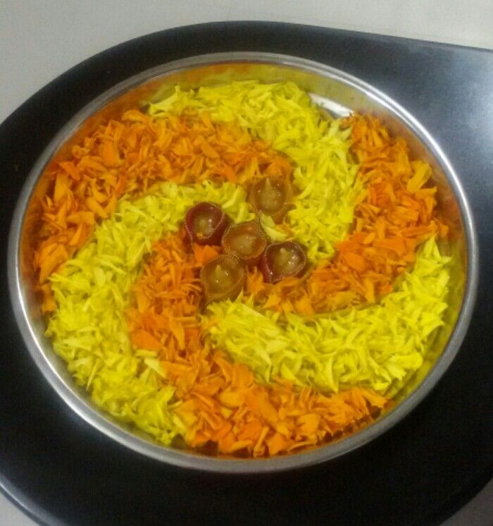11 best aarti ki thali images on pinterest creative for Aarti dish decoration
