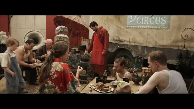 The Butterfly Circus | Watch! Such a good short!